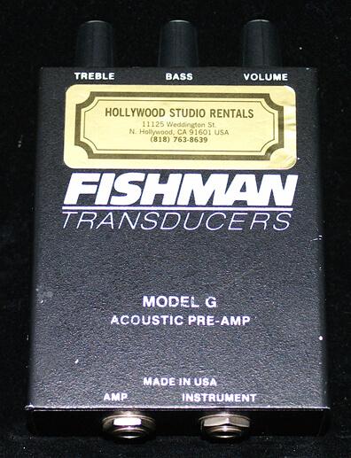 Model G Acoustic