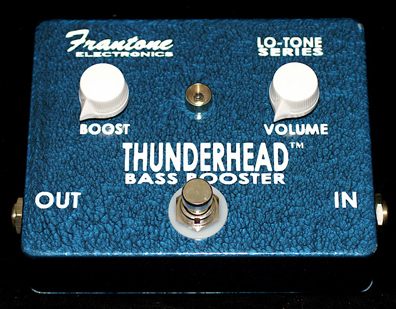 Thunderhead Bass Booster