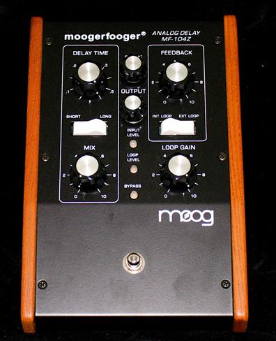 Moogerfooger Delay
