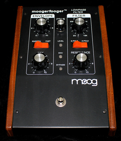 Moogerfooger Low Pass Filter