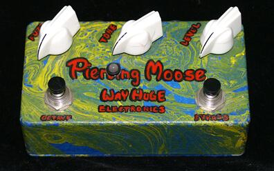 Piercing Moose