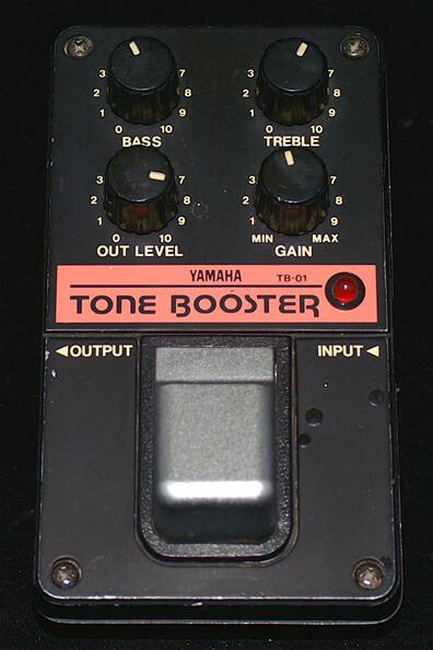 Tone Booster TB-01