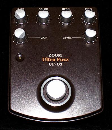 Ultra Fuzz UF-01