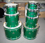 Canopus Green Sparkle