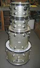 Camco 60's Silver Sparkle
