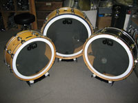 DW Woofers/Specialty Bass Drums