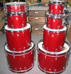 Ludwig: Red Sparkle