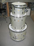 Ludwig: 1966 Silver Sparkle