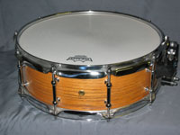 Drum Solo: Solid Oak